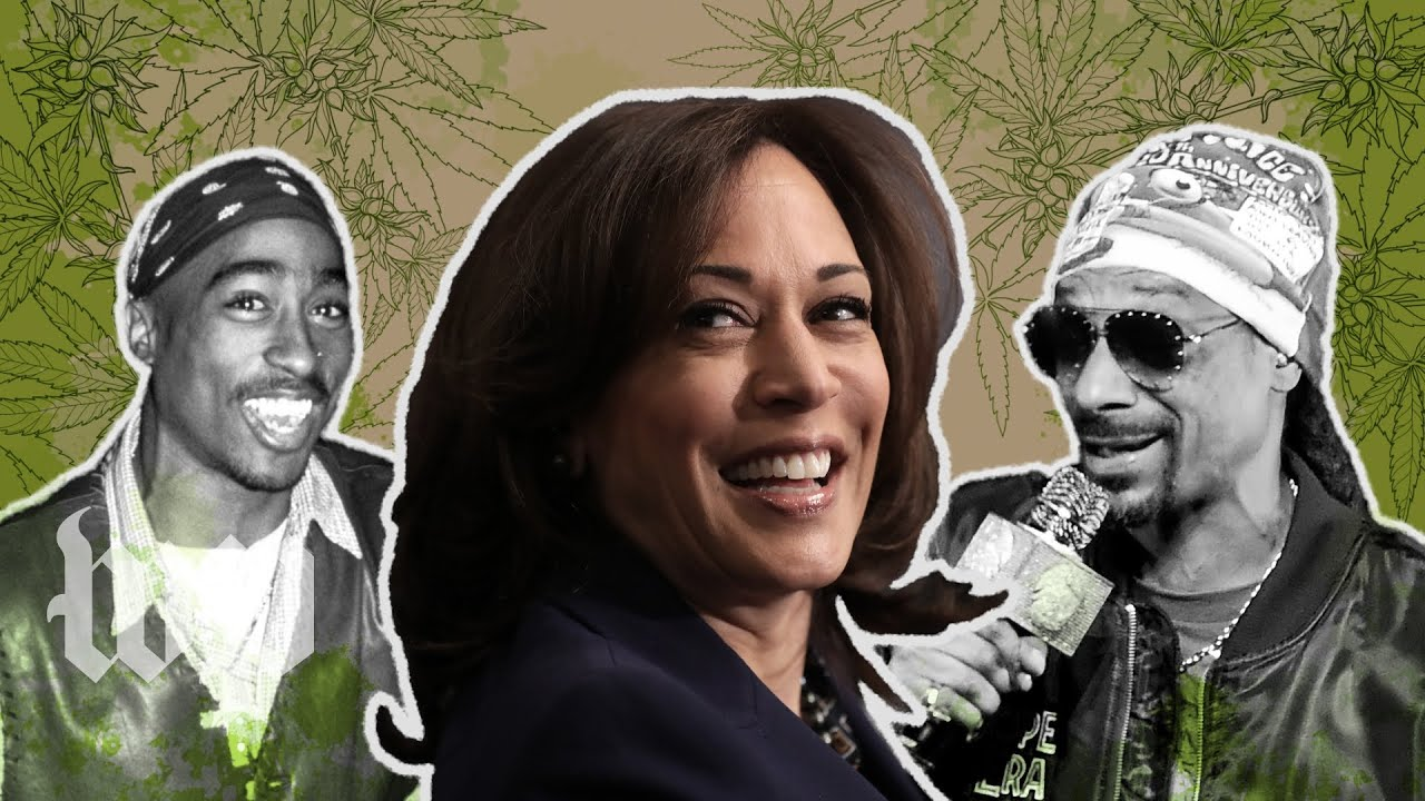 A play-by-play of Kamala Harris admitting she smoked weed 1
