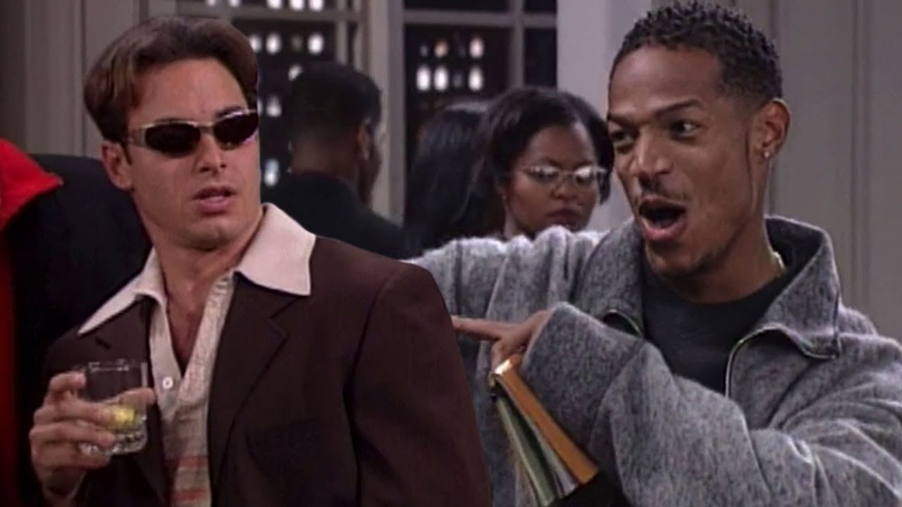 The 'Wayans Bros.' When Marlon Ruined His Life With Marijuana 1