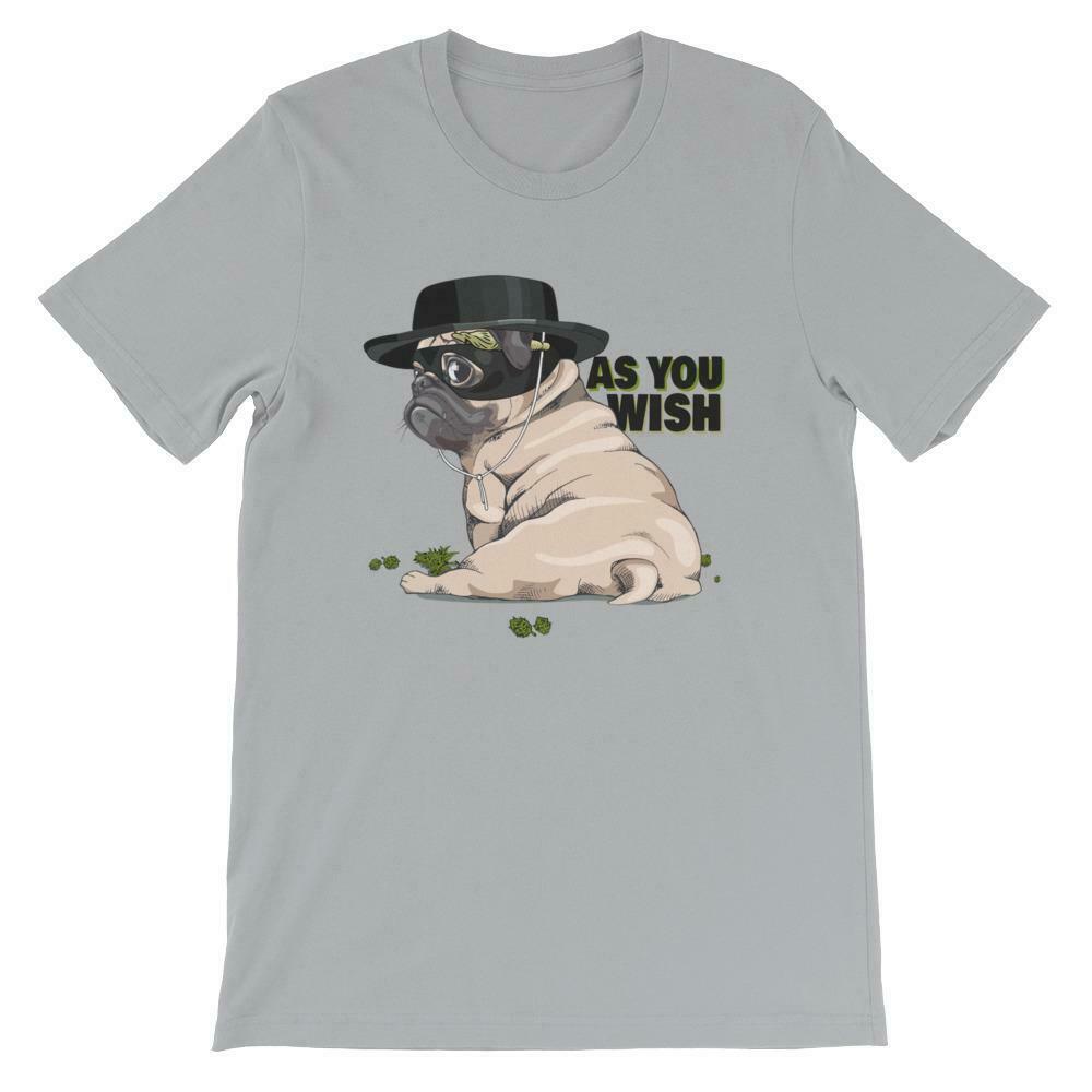 Princess Bride Pug Weed T-Shirt 1