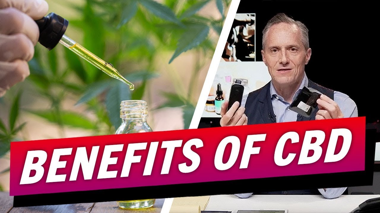 WHAT CBD OIL DOES AND THE BENEFITS OF IT - Brian Rose's Real Deal 1