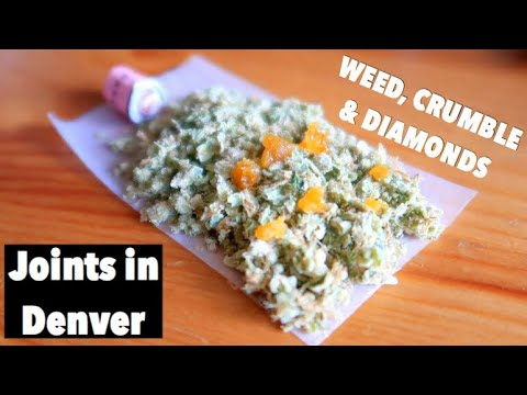 Rolling a Joint with WEED & DABS! 1