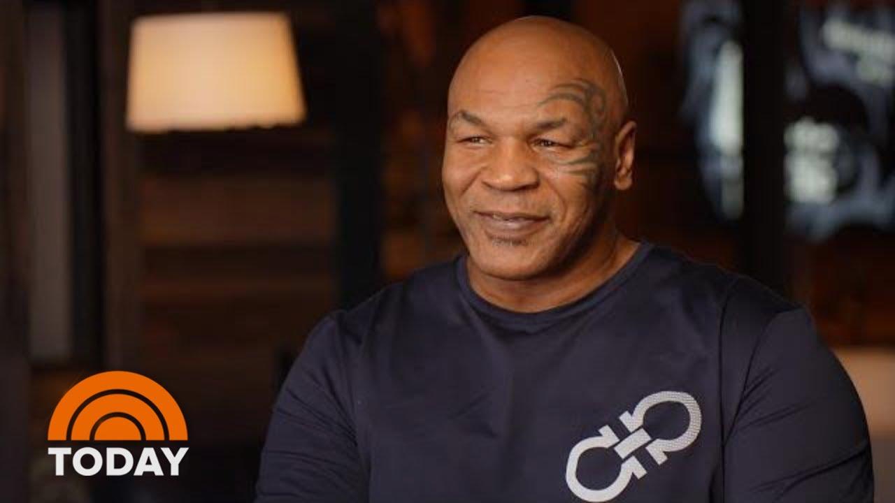 Mike Tyson Wants To Build A Marijuana Empire | TODAY 1