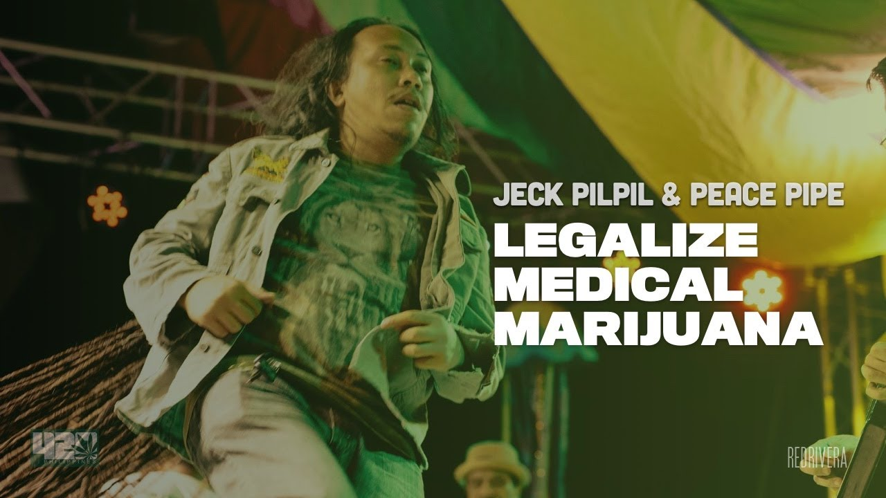 Jeck Pilpil and the Peace Pipe - Legalize Medical Marijuana - 420 Philippines Art Peace Music 7 1