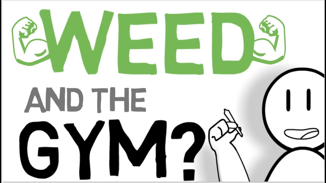 Weed and the Gym: Just The Science 1