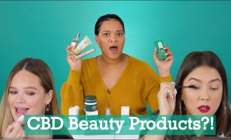 First Impressions: Cannabis (CBD) Infused Beauty & Skincare Products   Boxycharm 9