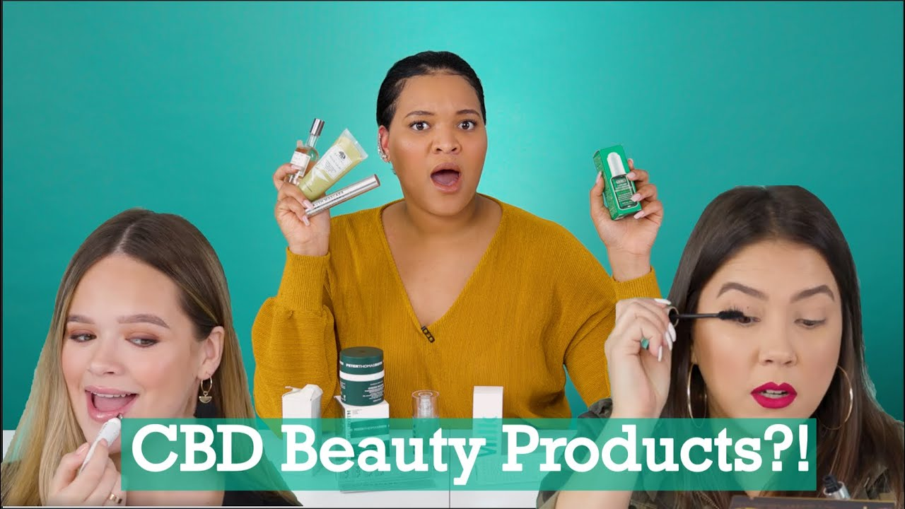 First Impressions: Cannabis (CBD) Infused Beauty & Skincare Products | Boxycharm 1