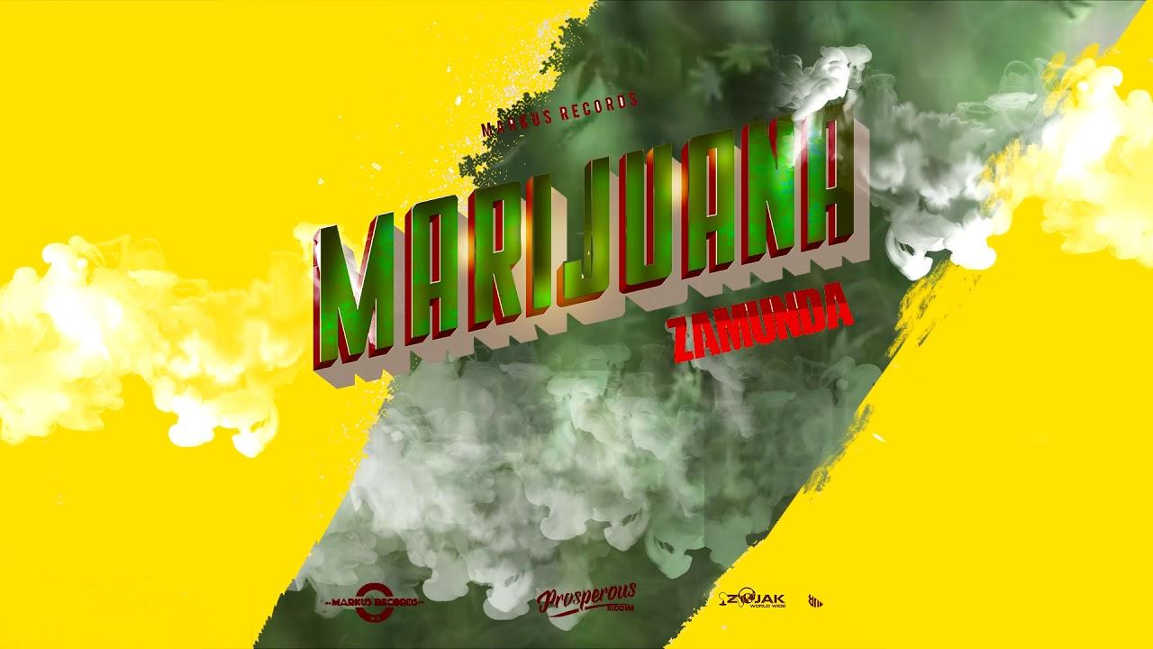 Zamunda - Marijuana (Official Audio) 1