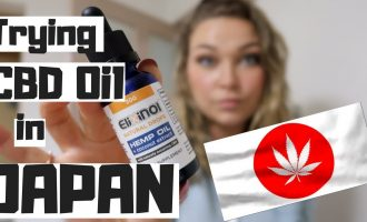 CBD OIL IN JAPAN   TRYING CBD OIL FOR ANXIETY   DAY 1 REVIEW 6