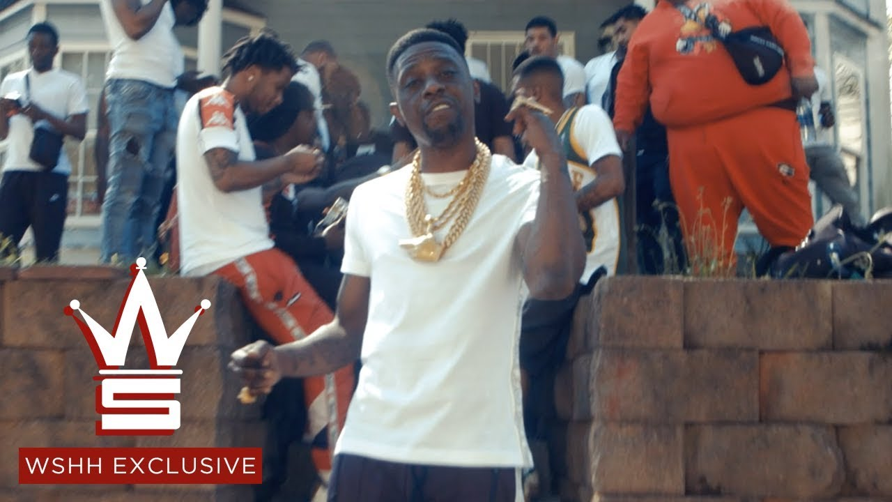 "Boosie Badazz ""Off The Flap"" (WSHH Exclusive - Official Music Video) 1"