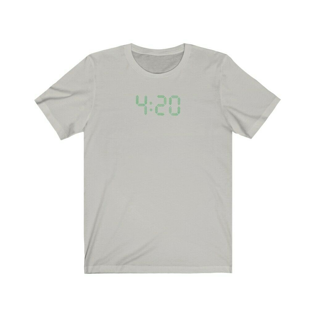 420 Shirt Short Sleeve Unisex Weed Tee by Smoke Good Inc. *surf *skate 1