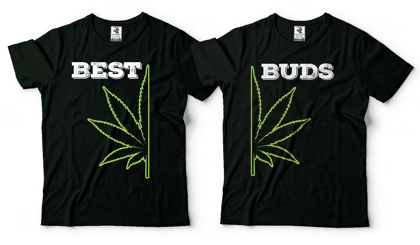 Marijuana T-Shirt Funny Cannabis Weed Couple Matching T shirts Weed Fashion Tees 1