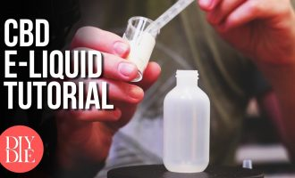 How to Make CBD E-liquid (Safe & 100% Legal) 2