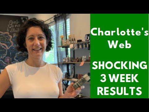 Charlotte's Web Maximum Strength CBD Oil Review 1