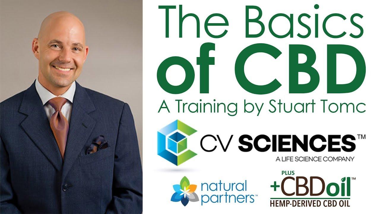 The Basics of CBD Oil | CV Sciences 1