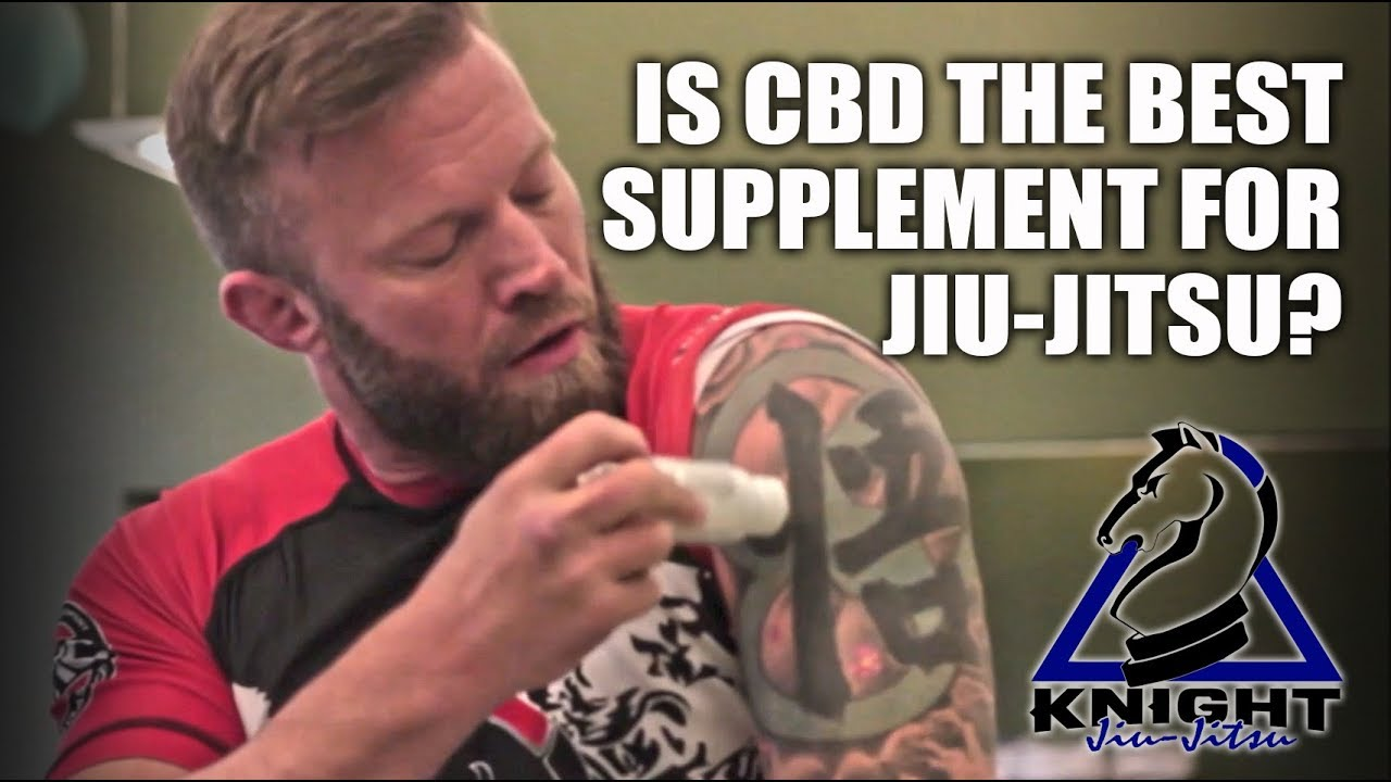 Jiu-Jitsu Training Supplements | CBD Product Review 1
