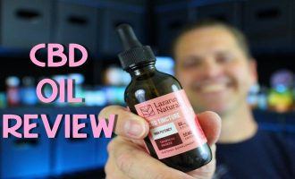 Lazarus Naturals CBD Oil Review! 5