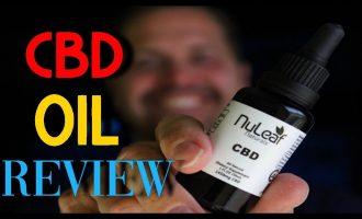 NuLeaf Naturals CBD Oil Review!!! 4