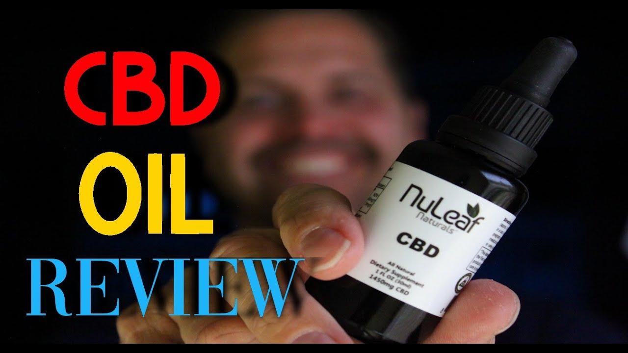 NuLeaf Naturals CBD Oil Review!!! 1
