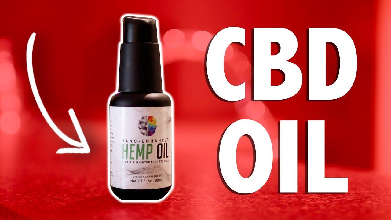 CBD OIL (MY 30 DAY RESULTS) 1
