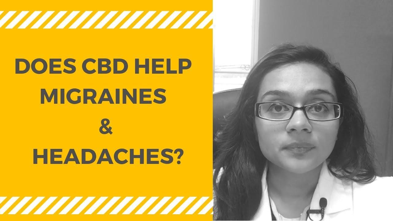CBD Oil for Migraines & Headaches 1