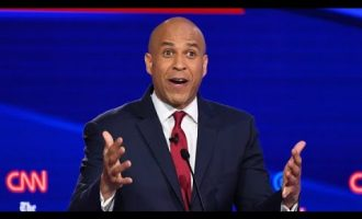 Cory Booker goes after Biden on race record and marijuana stance 14