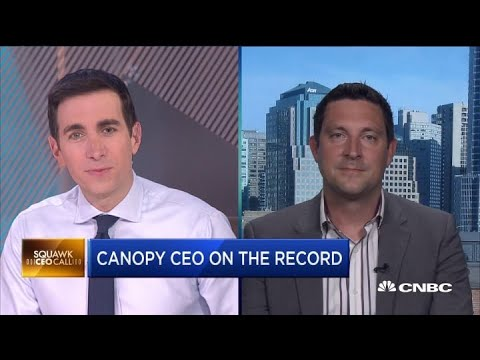 Canopy Growth CEO on marijuana legalization in the United States 1