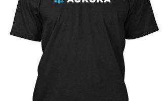 Aurora Cannabis Inc Cannabis Weed Marijuana Stoner Company - custom t-shirt tee 4
