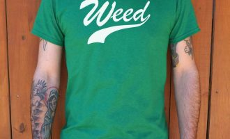 Weed T-Shirt (Mens) 14