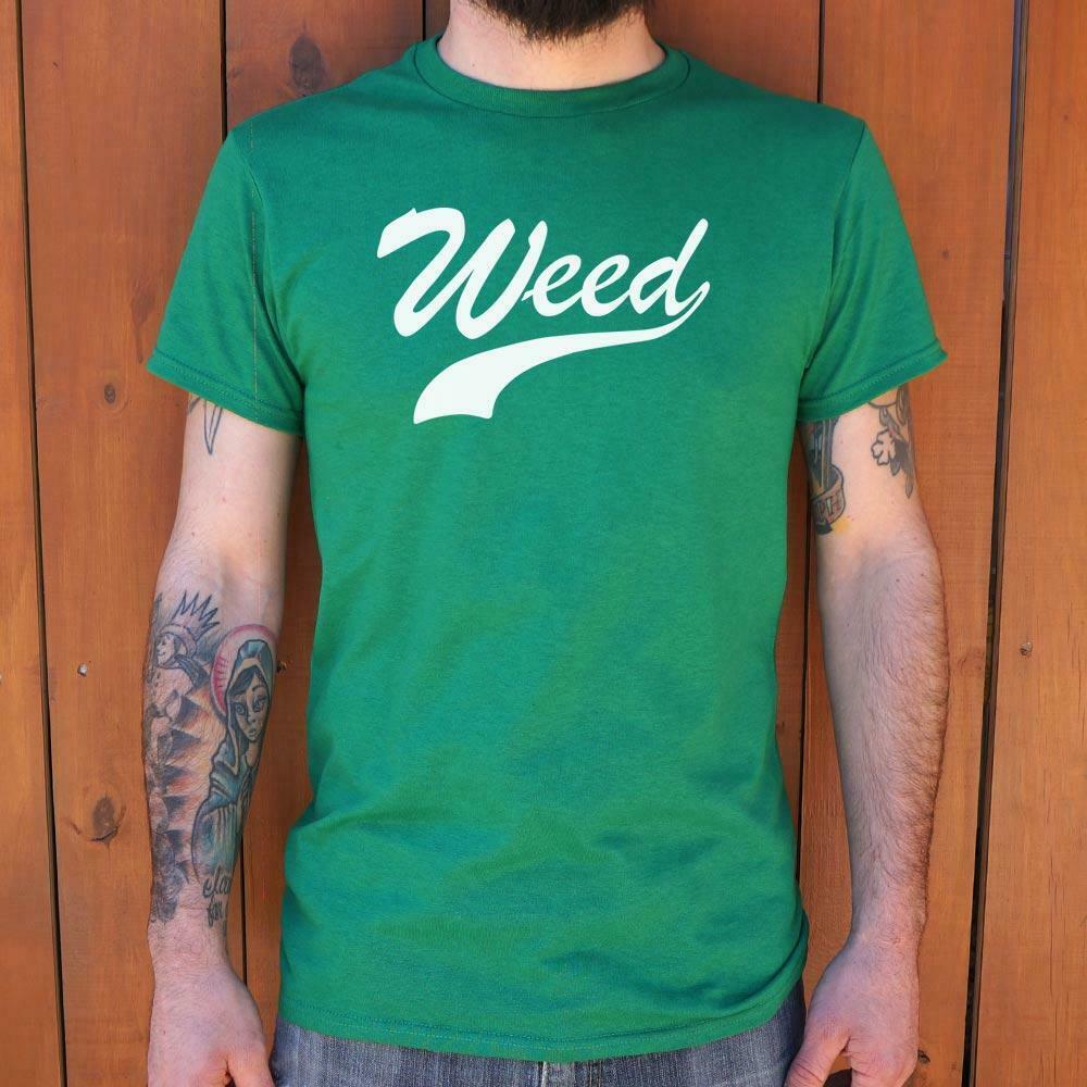 Weed T-Shirt (Mens) 1