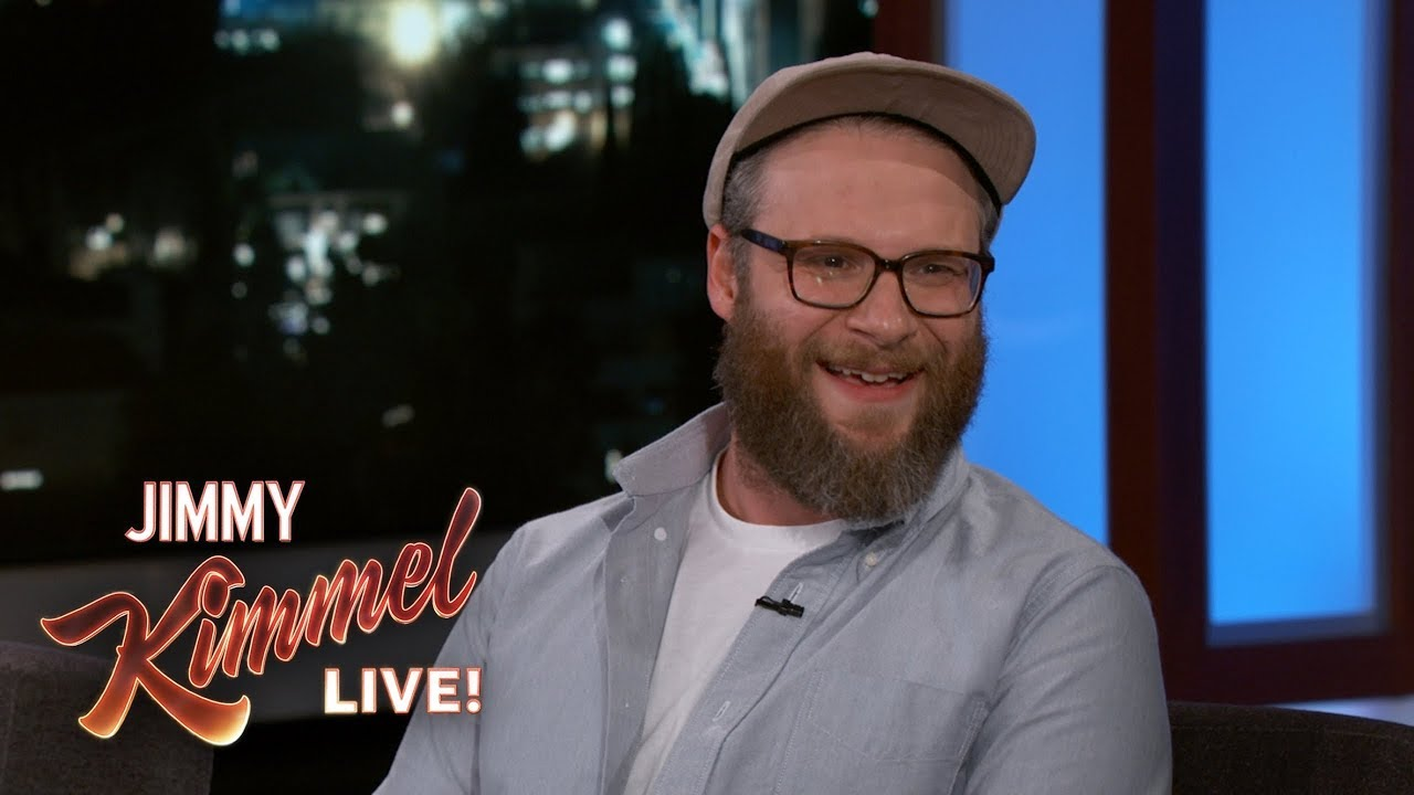 Jimmy Kimmel & Seth Rogen List Top 4 People to Smoke Weed With 1