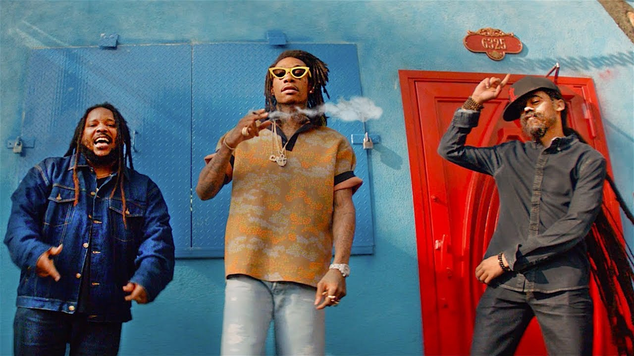 "Damian ""Jr. Gong"" Marley - Medication [Remix] (Stephen ""Ragga"" Marley, Wiz Khalifa & Ty Dolla $ign) 1"