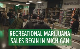 Recreational Marijuana Sales in Michigan 1