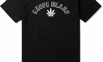 Kings Of NY Rhode Islannd RI Marijuana Leaf Weed T-Shirt 2