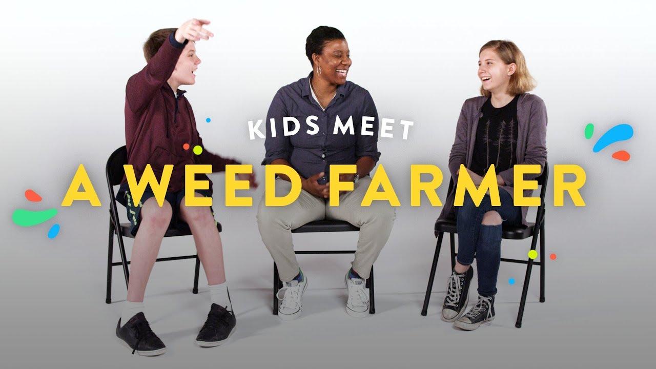 Kids Meet a Weed Farmer | Kids Meet | Cut 1