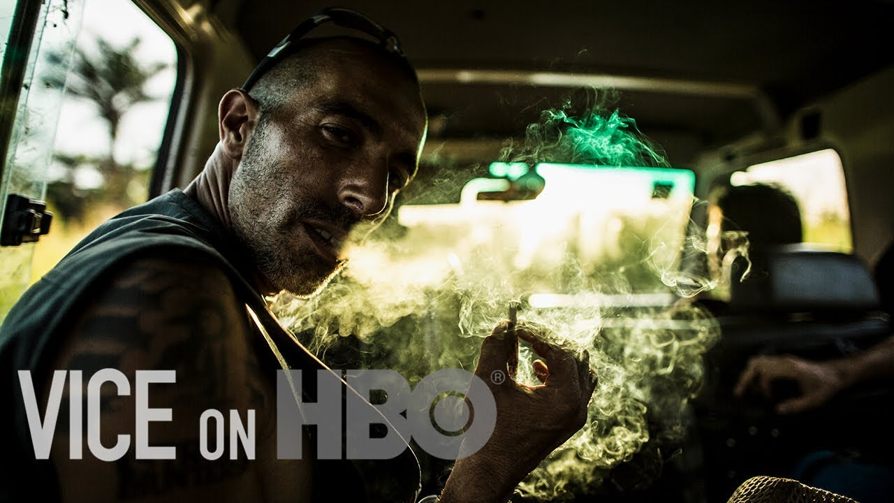 """Hunting For A Rare Congolese Weed Strain With """"The Kings of Cannabis""""   VICE on HBO 1"""