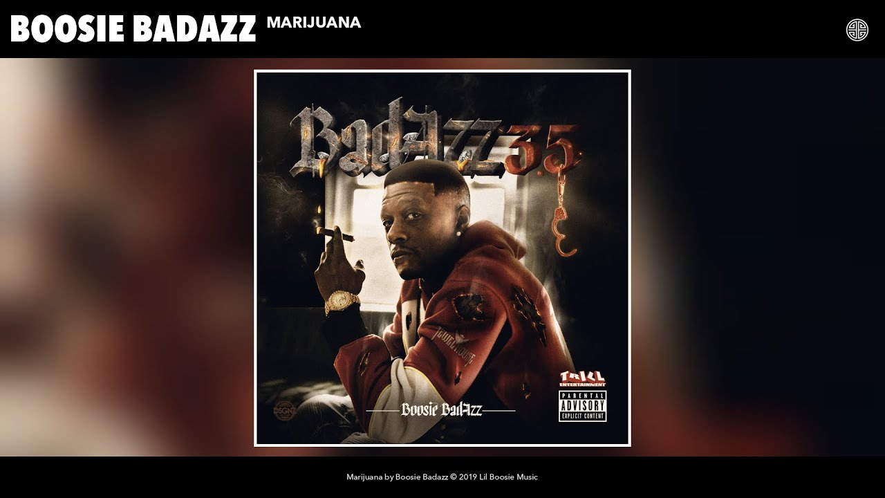Boosie Badazz - Marijuana (Audio) 1