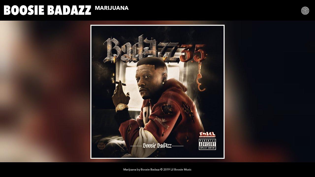 Boosie Badazz - Marijuana (Audio) 1