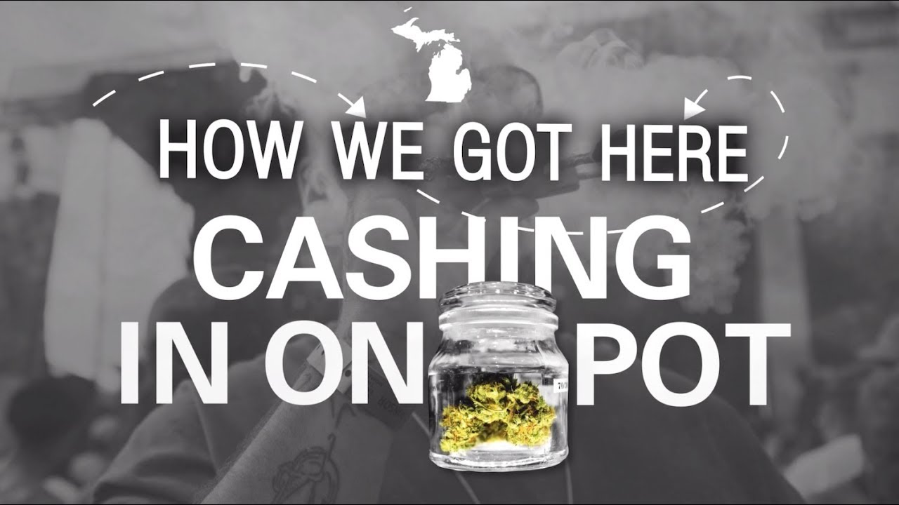 HOW WE GOT HERE: Cashing in on legalized marijuana 1