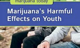 MARIJUANA'S HARMFUL EFFECTS ON YOUTH - NELSON, JULIE - NEW BOOK 7