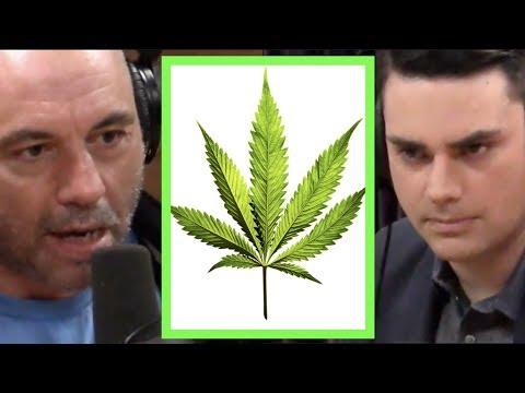 Joe Rogan & Ben Shapiro Discuss Marijuana Use 1