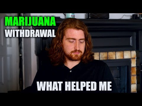 Marijuana Withdrawal | What Relieved Symptoms For Me 1