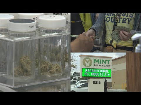 Recreational marijuana is on sale in Arizona. Here's what you need to know. 1