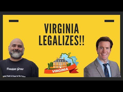 Virginia Legalizes Marijuana | Marijuana will be legal in Virginia after historic vote 1