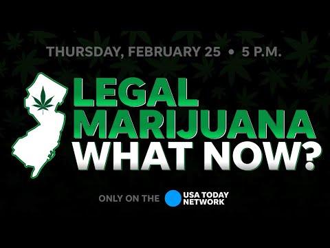 Legal Marijuana in NJ: What now? 1