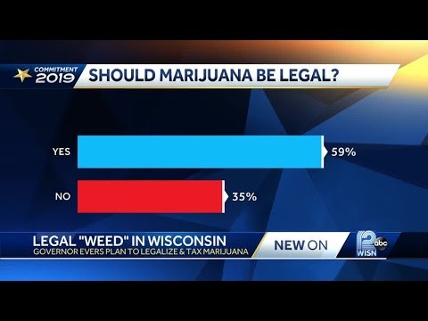 Are Republicans onboard with legalizing marijuana in Wisconsin? 1