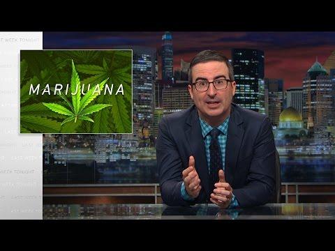 Marijuana: Last Week Tonight with John Oliver (HBO) 1