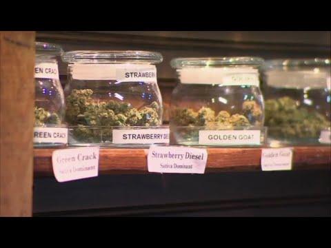 New York State reaches agreement to legalize recreational marijuana 1