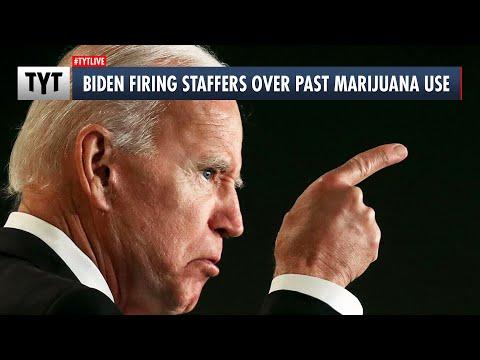 Reefer Madness? Biden Admin Fires Staff Over Past Marijuana Use 1