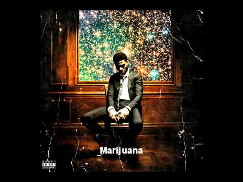 Kid Cudi Marijuana 1