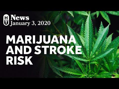 Marijuana and The Risk of Stroke 1